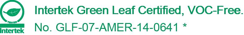 Green Leaf VOC Free