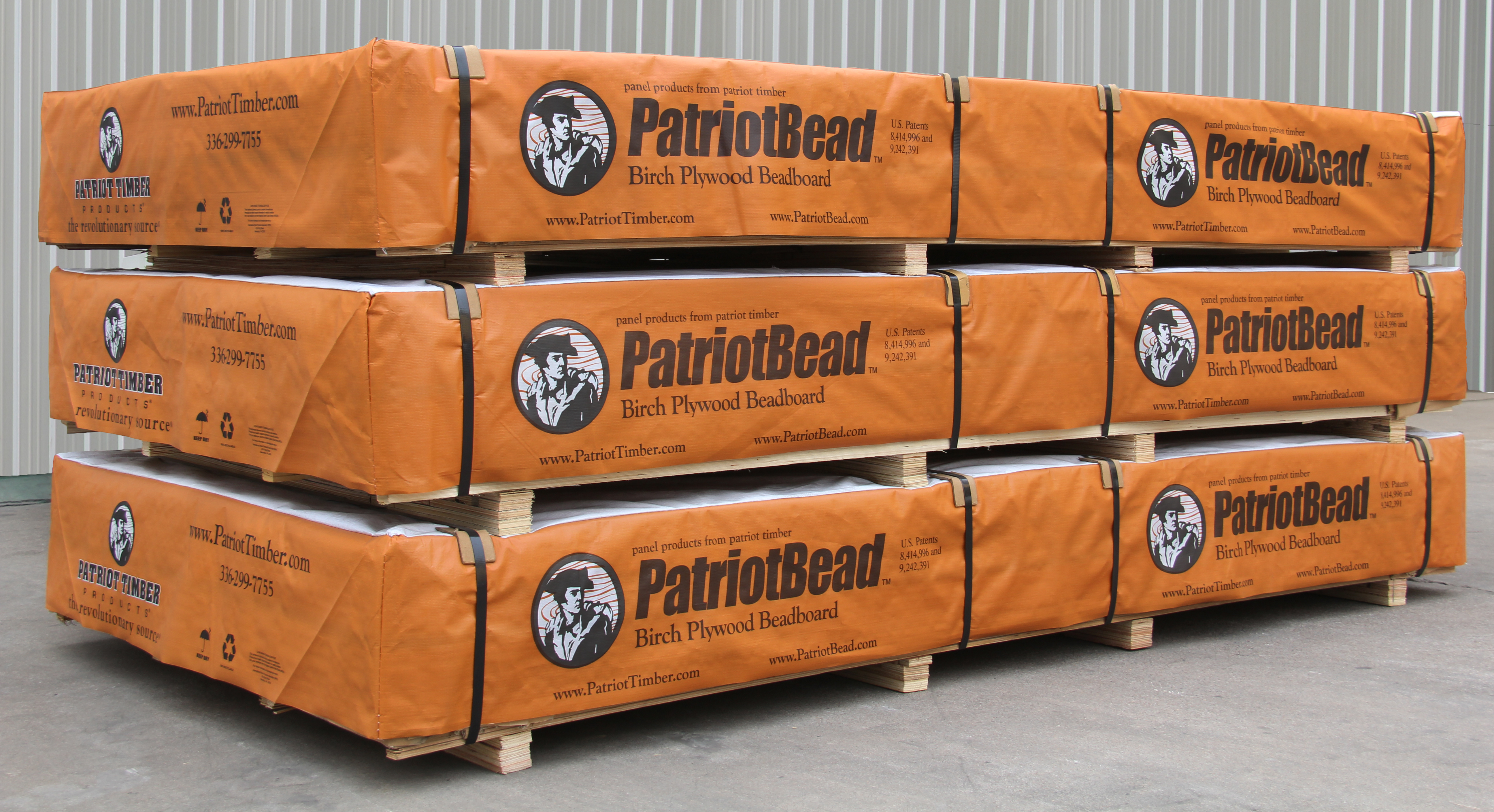 Patriot Timber Lauan Products
