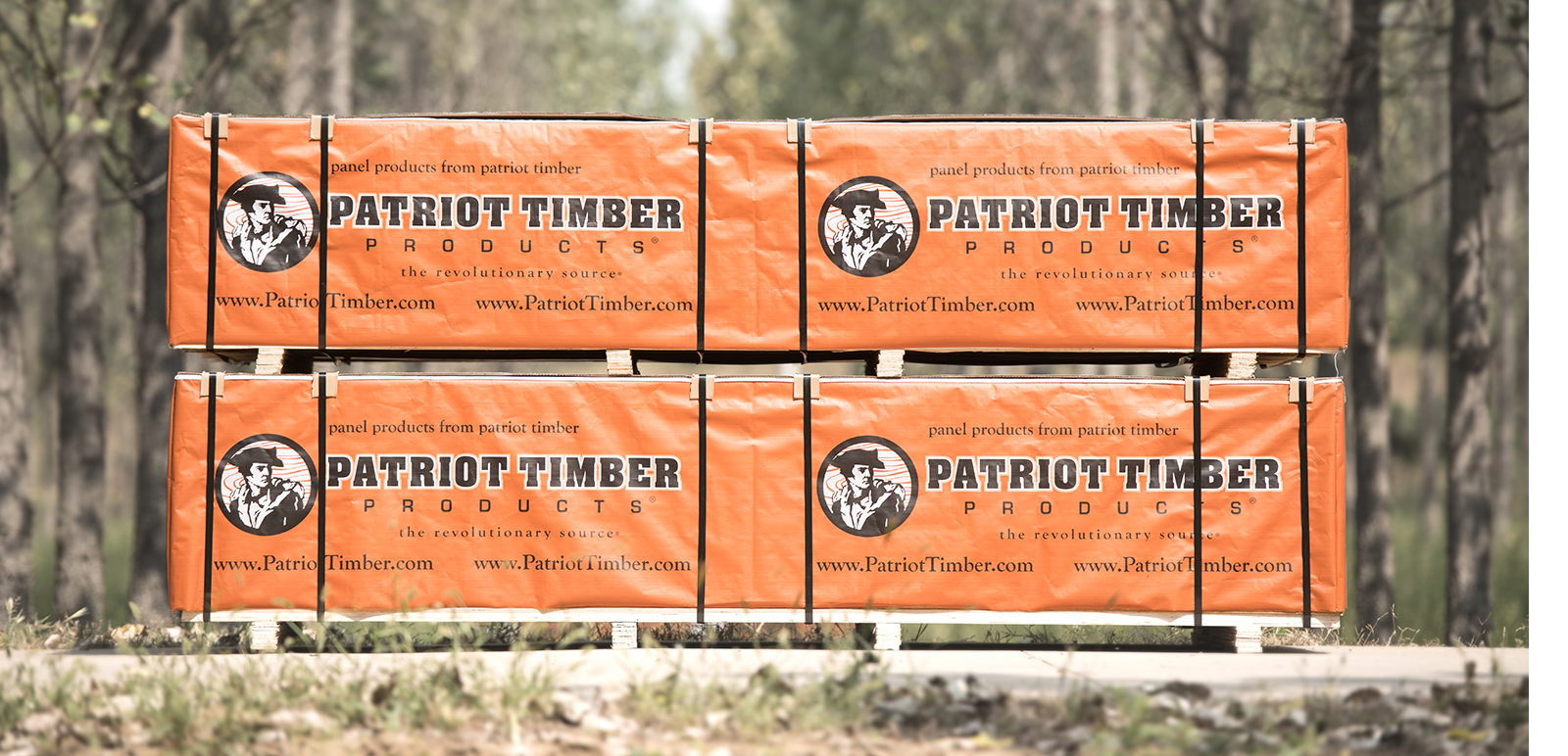 Patriot Timber Premium Plywood Panel Products