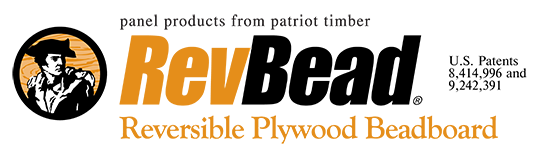 RevBead ® Reversible Plywood Beadboard