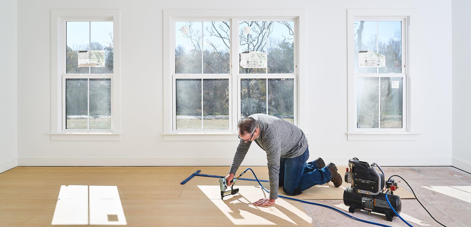 RevolutionPly® Plywood Underlayment