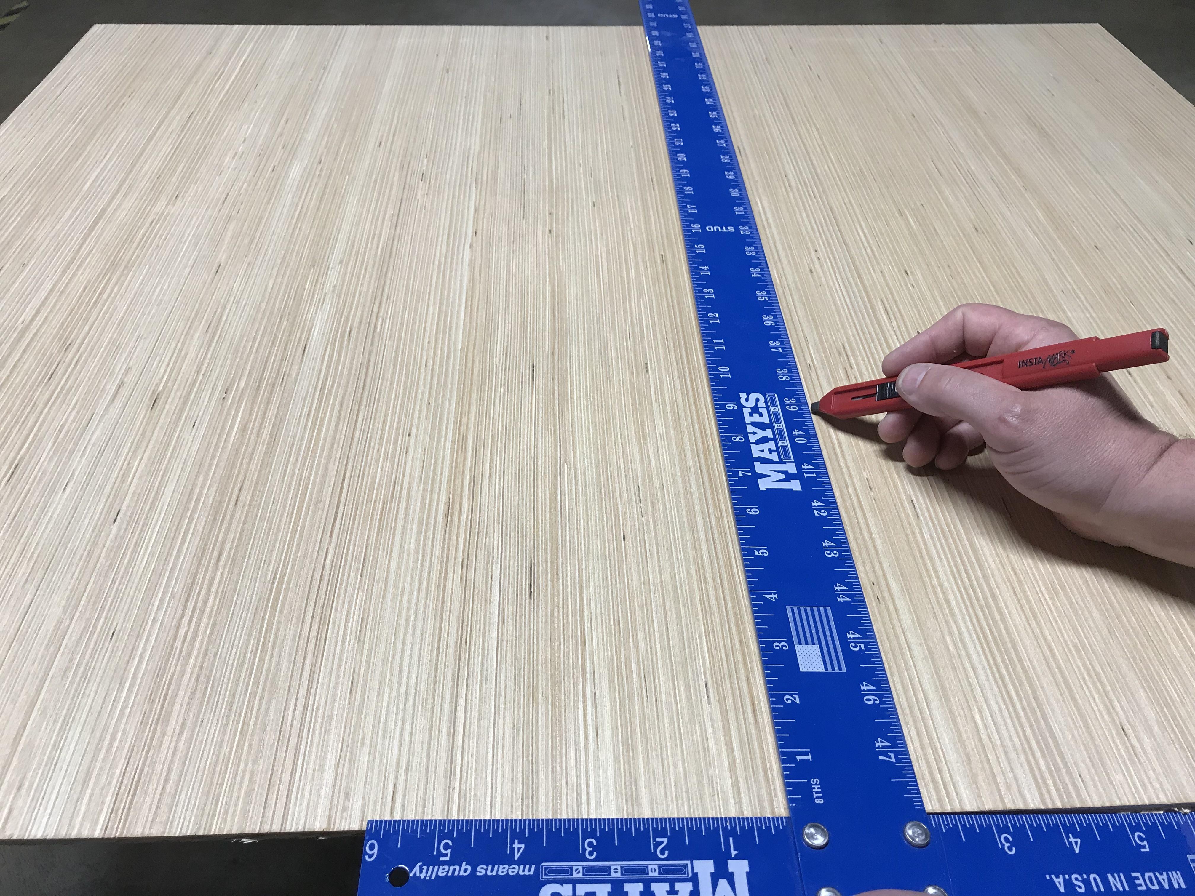 Meranti Plywood vs. RevolutionPly ®