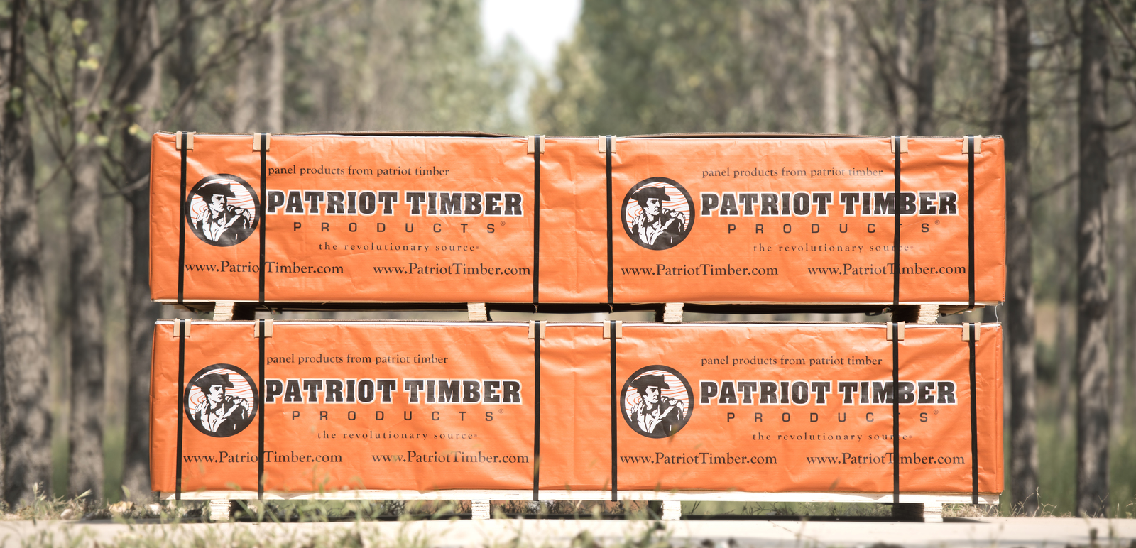 Plywood Panel Products from Patriot Timber